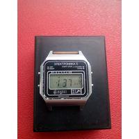 Часы Электроника с 1 рубля без мц!!! (лот2)