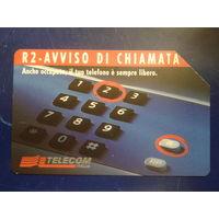 Италия телефонные кнопки