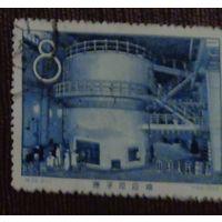 Первый атомный реактор. Китай. Дата выпуска: 1958-12-30