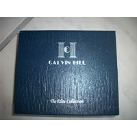 Галстук+ зажим. CALVIN HILL