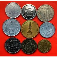 9 монеток - 9 стран. #80 Старт с 10 копеек