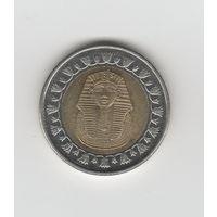 1 фунт Египет 2018 Лот 3517