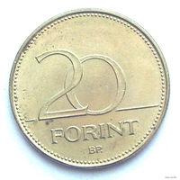 Венгрия 20 форинт 1993 г