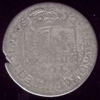 30 грошей (Тымф) 1663 год Ян Казимир