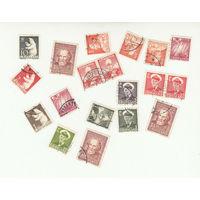Гренландия набор марок
