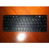 Клавиатура нетбука MSI X300, X320, X340, X400, U210, EX460, ULV723, U200, U340, CR400
