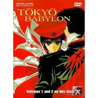 Токио Вавилон / Tokyo Babylon (мистерия, фэнтези, драма, сёнэн-ай) DVD5