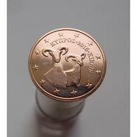 2 евроцента 2016 Кипр UNC из ролла