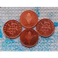 Тонга 1 сенити. AU. Инвестируй в монеты планеты!
