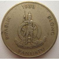 Вануату 100 вату 1988 г. (g2)