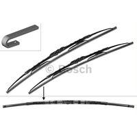 Комплект каркасных щеток стеклоочистителя Bosch Twin 3397001801