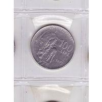 100 лир 1979 ФАО Италия. Возможен обмен