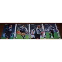 Карточки игроков Juventus 98-99