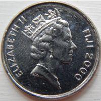 Фиджи 5 центов
