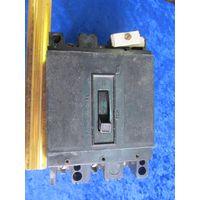 Автоматический выключатель А3163.