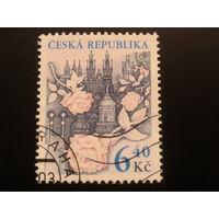 Чехия 2003 цветы