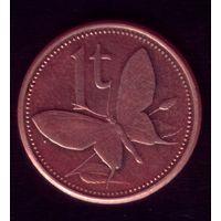 1 тойя 2004 год Папуа Новая Гвинея