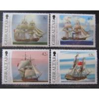 Гибралтар. 2006.Транмпорт. Корабли. Парусники