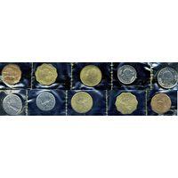 Танзания, 5 монет