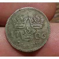 1 эре 1706 г. Не чищена.