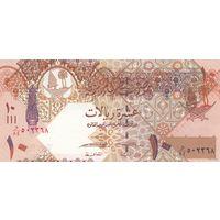 Катар 10 риал 2008 (ПРЕСС)