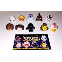 Серия Angry Birds Star Wars