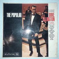 DUKE ELLINGTON - 1966 - THE POPULAR, (UK), LP