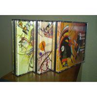 Anthony Braxton (Quartet) - 12CD Leo Records Энтони Брэкстон Джаз