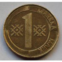 Финляндия, 1 марка 1994 г.
