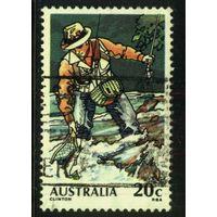 Австралия 1979 Mi# 692 (AU018) гаш.