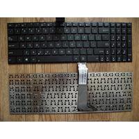 Клавиатура для ноутбука ASUS X550 X502 K56 A56 series черная RU
