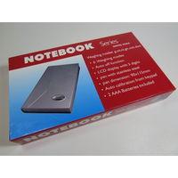 Ювелирные весы Notebook Series Digital Scale 1108-5 500г/0,01г! Новые, в Наличии!