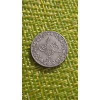 Египет 1/10 гирша 1293/30 1904 г