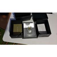 Ниуэ. 2013г. 50$. Фортуна Редукс. Серебряная цилиндрическая монета 3D с Меркурием, 6 унций (186,6г)