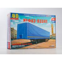 Полуприцеп НЕФАЗ-93341 AVD Models