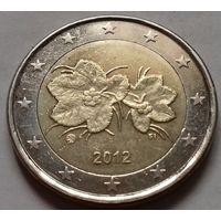 2 евро, Финляндия 2012 г.