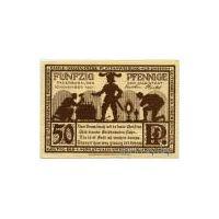 Германия Paderborn 50 пфеннигов 1921 г. aXF   распродажа