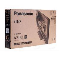 """Телевизор Panasonic TX-32AR300 32"""" 1366x768 (HD), матрица LCD, 2 HDMI, USB, выход на наушники, хорошее состояние, покупался в 2016г., был мало в  использовании, есть коробка, гарантия на проверку."""