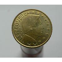 50 евроцентов 2011 Люксембург aUNC