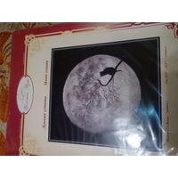Набор для вышивания лунная соната