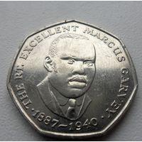 25 центов Ямайка 1993 год - из коллекции