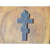 Крест алюминиевый