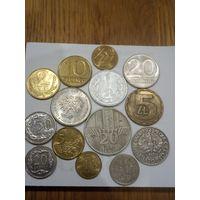 Коллекция монет Польша