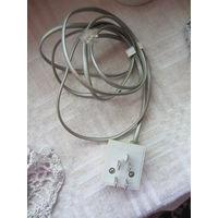 Вилка и шнуры для стационарного телефона