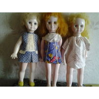 Куклы. СССР.