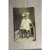 Фото 1935 года, Барановичи, размер 13.5*8.5 см.