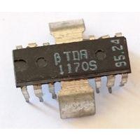 TDA1170S TDA1170 кадровая развертка
