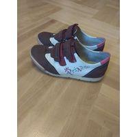 Ботинки,  туфли р. 31 кожа