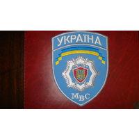 МВД Украины (на рубашку)
