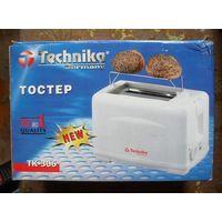 Тостер TECHNIKA. ОТЛИЧНО
